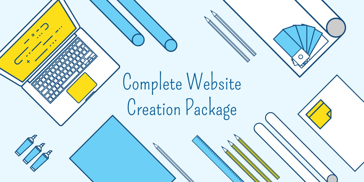 Covid-19 Website Development Package
